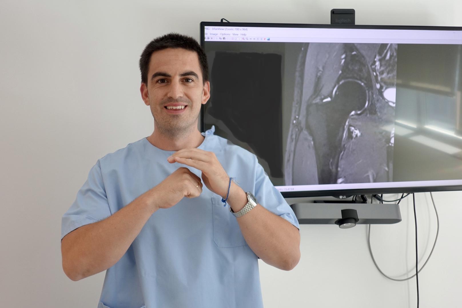 Fisioterapeuta Guillermo Gimeno